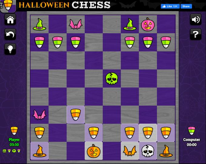 Jogos Halloween
