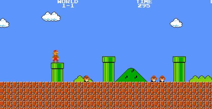 Jogos Mario Bros